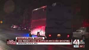 JaxCo deputy shoots, kills man wanted on warrants, police say [Video]