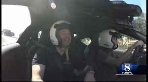 Local race car driver returning to Central Coast for Weathertech Raceway Laguna Seca race [Video]