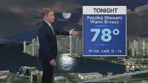 CBSMiami.com Weather 9/12/19 11PM [Video]