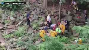River Rescue In Rockland County [Video]