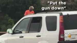 Video Shows Rifle Police Shooting Allan George In Back As He Ran Away [Video]