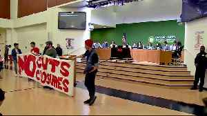 Parents Protest Planned Merger of Two Oakland Schools [Video]