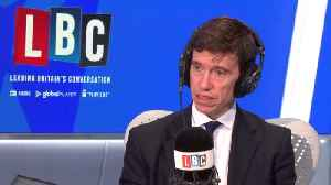 Rory Stewart Reveals He'll Stand As An Independent In General Election [Video]