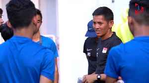 Singapore Prepare for AFC U16 Championship 2020 Qualifiers [Video]