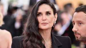 News video: Demi Moore opens up about her life in new memoir 'Inside Out'