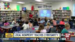 Cybersafety group teams with Garfield creator to protect kids [Video]