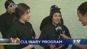 CBS 11 Pep Rally: O.D. Wyatt High School's Culinary Program [Video]