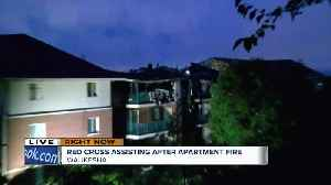 Red Cross assisting after apartment fire in Waukesha [Video]