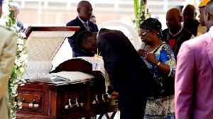 Robert Mugabe's body arrives in Zimbabwe amid mystery over burial [Video]