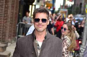 News video: Brad Pitt doesn't want to go into space