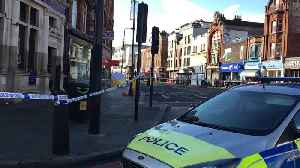 News video: Aftermath of London stabbing