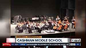 SCHOOL SHOUTOUT: Cashman Middle School (Friday) [Video]