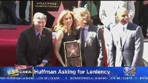 Felicity Huffman To Be Sentenced In College Admissions Scandal [Video]
