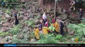 Man Rescued From Mahwah River [Video]