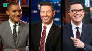 Late Night On Third Democratic Debate [Video]