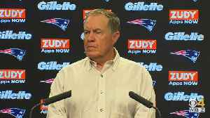 News video: Will Patriots Play Antonio Brown On Sunday? Bill Belichick Will Do What's Best For The Team