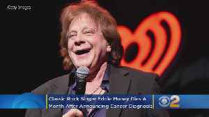 Classic Rock Singer Eddie Money Dies After Battle With Cancer [Video]
