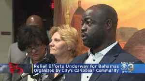 News video: Philadelphia's Caribbean Community Raising Money To Help People Of Bahamas Who Lost Everything In Hurricane Dorian
