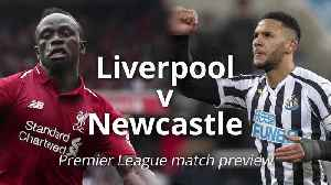 News video: Liverpool v Newcastle: Premier League preview