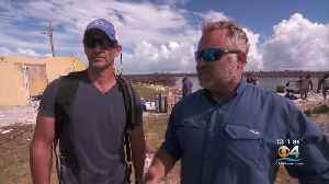 Former Navy SEALs From South Florida Helping Out In The Bahamas [Video]
