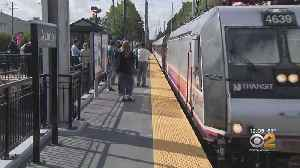 New Jersey Transit Celebrates New Service To Woodbridge Township [Video]