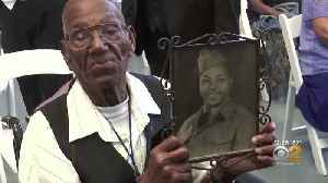 Lawrence Brooks, Oldest WWII Veteran, Marks 110th Birthday [Video]