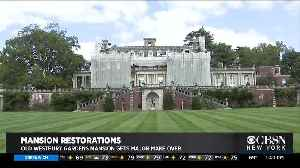 Old Westbury Gardens Gets Magical Restoration [Video]