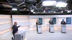 Party Leaders Exchange Jabs At The First National Debate [Video]