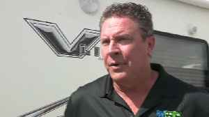 WEB EXTRA: NFL Legend Dan Marino On Sending Hurricane Relief Supplies & RV's To Bahamas [Video]