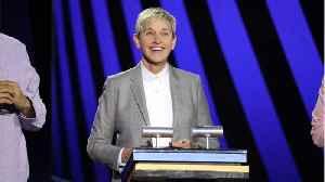 Ellen DeGeneres Dated Brad Pitt's Ex-Girlfriend [Video]