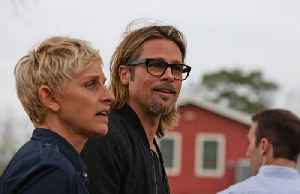 Brad Pitt shares an ex with Ellen DeGeneres [Video]