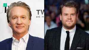 James Corden Takes On Bill Maher's Fat-Shaming [Video]