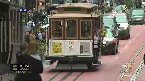 CABLE CAR SHUTDOWN: San Francisco's Iconic Cable Cars Will Be Out Of Service For 10 Days [Video]