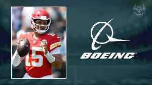 Stocks Versus Stat: Kansas City Chiefs Quarterback Patrick Mahomes or Boeing? [Video]