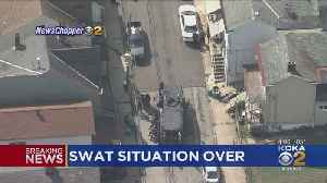 Millvale SWAT Situation Is Over [Video]