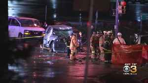Three People Killed In Montgomery County Crash [Video]