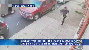 Police Searching For Suspect Caught On Camera Robbing 87-Year-Old-Man In South Philadelphia [Video]