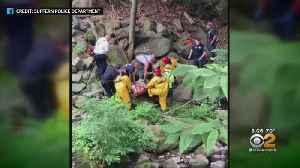 First Responders Pull Off Difficult, Dangerous Rescue At Mahwah River [Video]