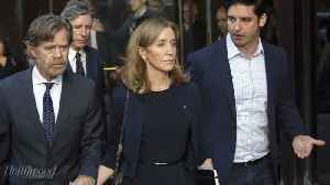 Felicity Huffman Sentenced to 14 Days in Prison | THR News [Video]