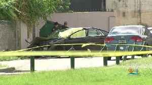 Man Gunned Down In Opa-Locka After Suspect Demands Car [Video]
