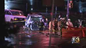3 People Killed In Violent Montgomery County Crash [Video]