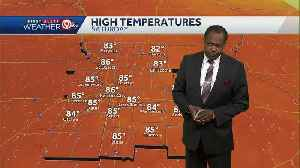 Saturday will be warmer [Video]