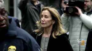 Actress Felicity Huffman Going To Prison [Video]