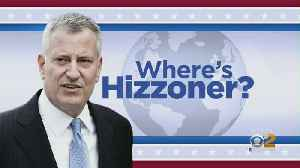 Where's Hizzoner?: Sept. 13, 2019 [Video]