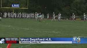 Friday Football Frenzy: 21 Years Since Collingswood Has Beaten West Deptford [Video]
