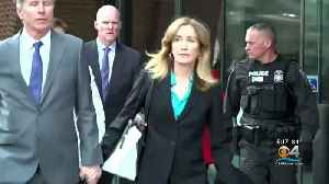 Huffman Sentenced To Prison [Video]