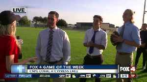 Cape Coral Seahawks vs. Cypress Lake game of the week [Video]