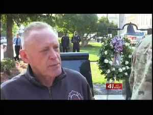 FRAUD: Man showed up to Macon-Bibb 9/11 ceremony claiming to be NYC firefighter during attacks [Video]
