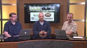 Gold and Black LIVE September 13 Segment 3: Alan Karpick, Tom Dienhart, and Brian Neubert [Video]