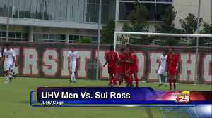 UHV Soccer In Home Non-Conference Action [Video]